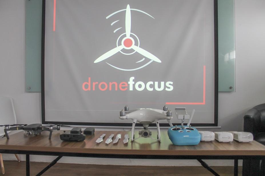 Curso de mapeamento e processamento de imagens com drones